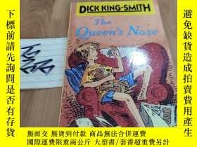 二手書博民逛書店dicik罕見king-Smith the queen s noseY15335 見圖 見圖