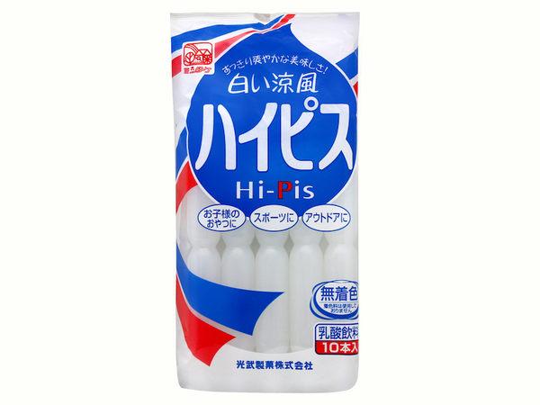 日本光武 乳酸蘇打冰棒 630g【美日多多】