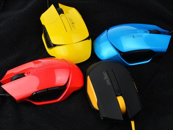 賤驢JAMES DONKEY 112S光學電競滑鼠 / 5色可選