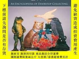 二手書博民逛書店The罕見Doorstop Book: An Encyclope