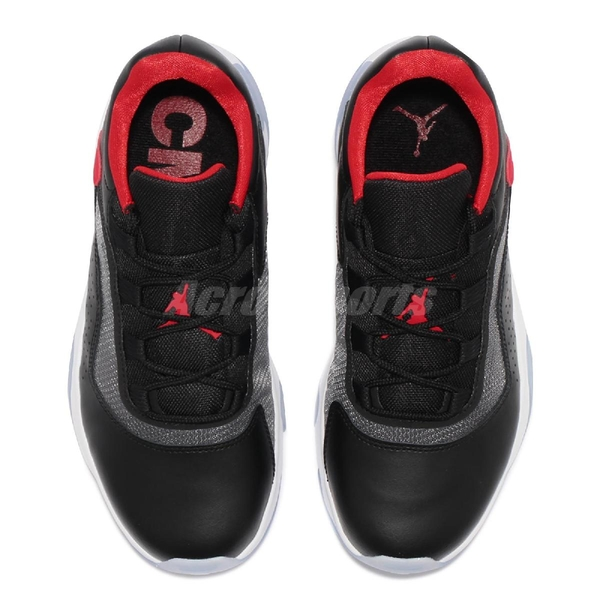 Nike 籃球鞋 Air Jordan 11 CMFT Low GS 黑紅 喬丹 女鞋 大童鞋 【ACS】 CZ0907-006