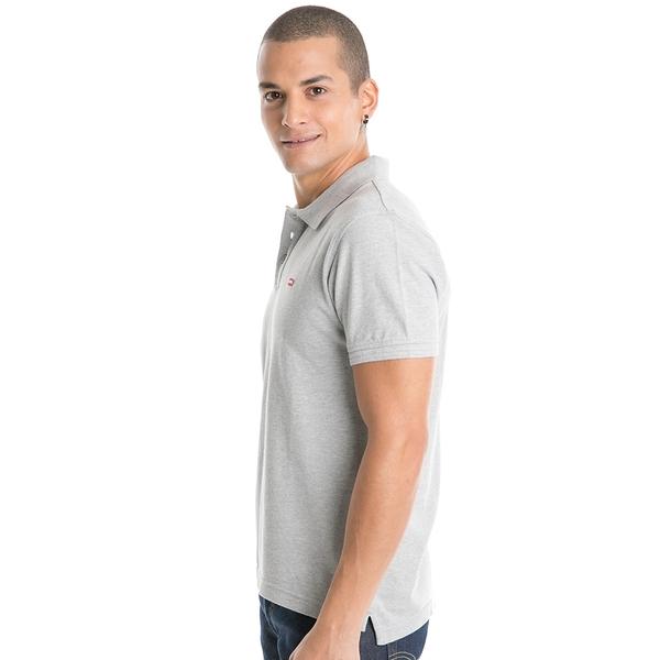 Levis 男款 短袖POLO衫 / 迷你刺繡Logo