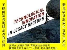 二手書博民逛書店Technological罕見Innovation In Legacy Sectors-遺留部門的技術創新Y4