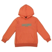 『小鱷魚童裝』LOGO印花刷毛連帽T恤(02號~10號)558486
