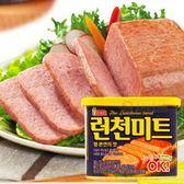 韓國 LOTTE樂天午餐肉340g 部隊鍋料理[KR00328]千御國際