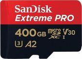 SanDisk Extreme Pro 400GB 記憶卡 TF microSDXC 170Mb/s U3 V30 A2 【公司貨】