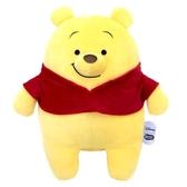 Pooh 小熊維尼 Disney-Mocchi-Mocchi 玩偶 日本帶回正版商品 TAKARA TOMY出品 迪士尼