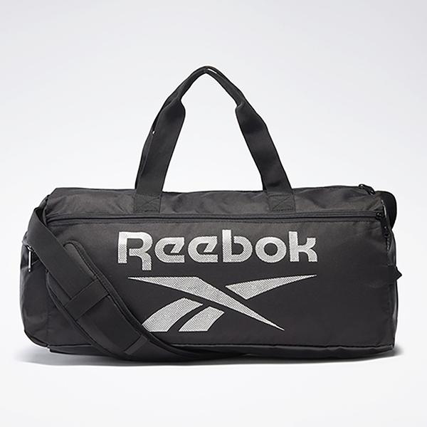 REEBOK WORKOUT READY FUNCTIONAL 旅行袋 斜背 手提 休閒 大容量 黑【運動世界】GN7806