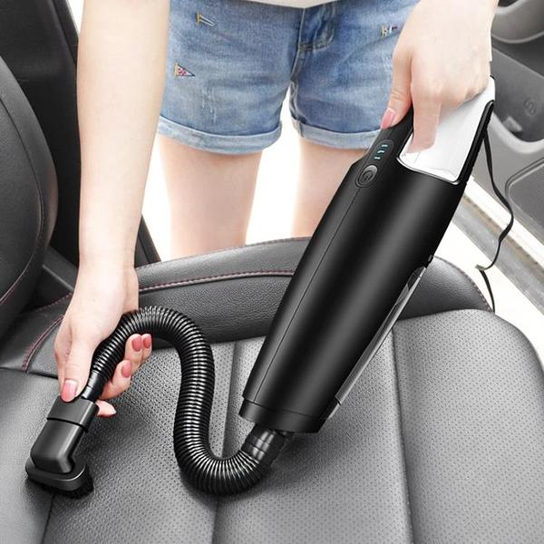 車載吸塵器無線車用大功率手持式家用強力吸可充電手持式汽車專用 錢夫人