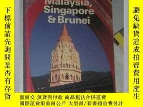 二手書博民逛書店Malaysia,罕見Singapore & BruneiY18
