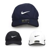 NIKE 運動帽(帽子 遮陽 防曬 鴨舌帽≡體院≡