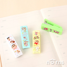 日貨蠟筆小新攜帶型訂書機- Norns 日本進口文具 可收式釘書機