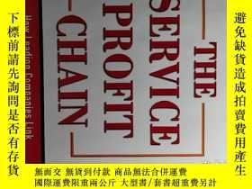 二手書博民逛書店the罕見Service Profit ChainY246071