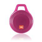全新精品 JBL CLIP+ 攜帶式-粉  無線藍牙喇叭 防水 掛勾設計 英大公司貨