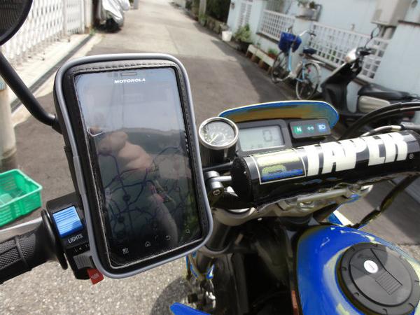 g6 iphone 7 8 plus gps衛星導航座手機套支架子手機架手機座機車固定架保固定座導航架車架