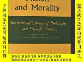 二手書博民逛書店Reason,Action罕見and Morality (理性、