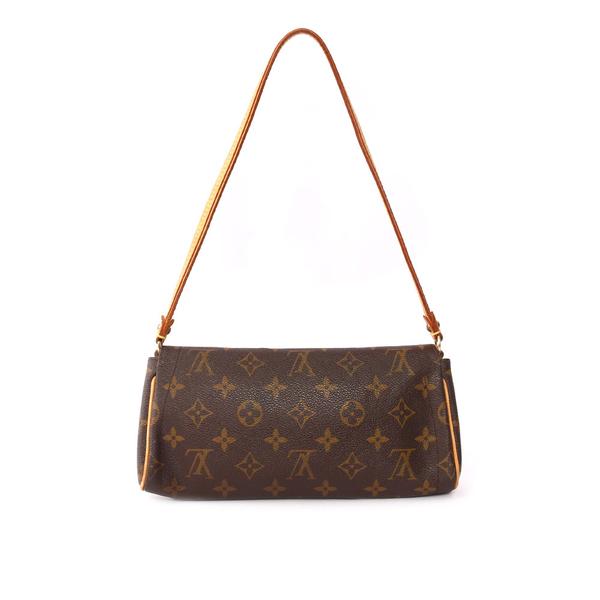 【Louis Vuitton】monogram曼哈頓Beverly Pochette金釦 腋下 LV11000626