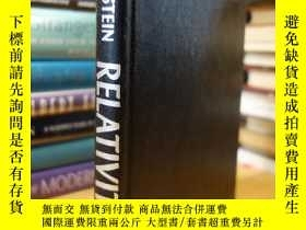 二手書博民逛書店愛因斯坦的相對論罕見Relativity - The Special and the General Theory