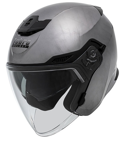 Lubro安全帽,CRUISE TECH,素/戰士銀