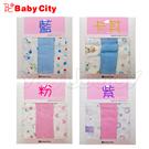 貝親娃娃城 Baby City 超柔紗布手帕3入-4色