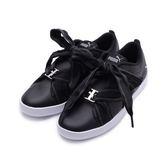 PUMA SMASH WNS BUCKLE 織帶復古板鞋 黑 368081-01 女鞋 鞋全家福