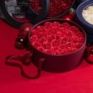 肥皂花禮物盒仿真玫瑰花
