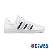 【超取】K-SWISS Court Cheswick S時尚運動鞋-男-白/藍
