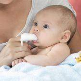 寶寶指套 NUK指套牙刷嬰幼兒手指牙刷乳牙刷寶寶口腔清潔牙刷NUK牙刷 小宅女