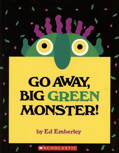 GO AWAY, BIG GREEN MONSTER /書
