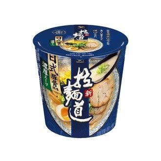 統一 拉麵道 日式豚骨風味拉麵 73g碗
