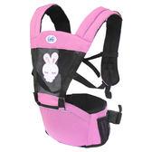 嬰兒背帶腰凳法祿達寶寶四季透氣多功能坐凳雙肩抱可拆式小孩抱凳  易貨居