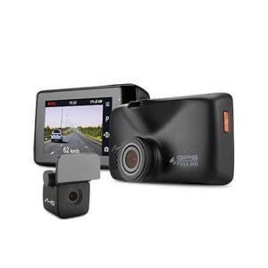 【綠蔭-免運】Mio MiVue 688Ds 精裝版 大光圈雙鏡頭 GPS 行車記錄器(A30)