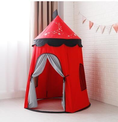 遊戲帳篷帳篷游戲屋室內公主女孩男孩玩具屋家用寶寶小帳篷蒙古包城堡igo 貝兒鞋櫃
