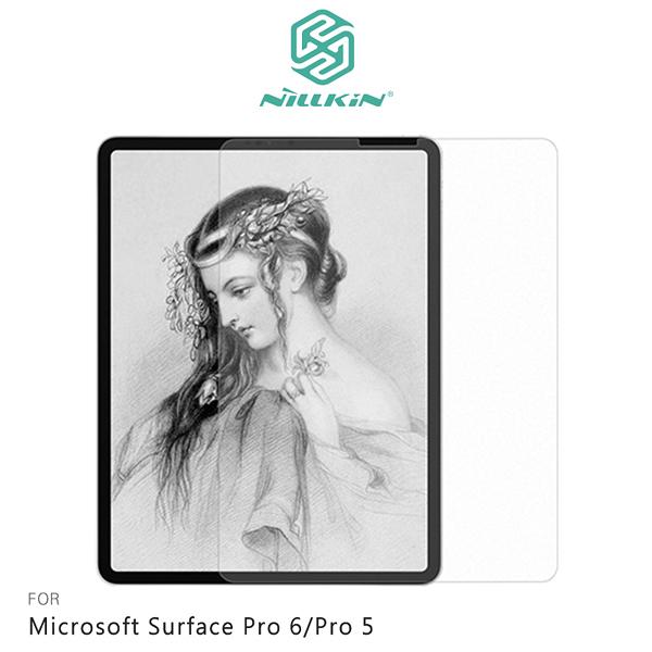 NILLKIN Microsoft Surface Pro 6/Pro 5 AR 畫紙膜 防眩光 磨砂質感 螢幕保護貼