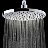 九牧浴室淋浴花灑噴頭增壓淋雨頂噴大單頭不銹鋼洗澡蓮蓬頭WD 雙十一全館免運