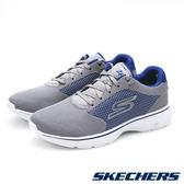 SKECHERS GO WALK 4 健走鞋 54150GYBL 男鞋