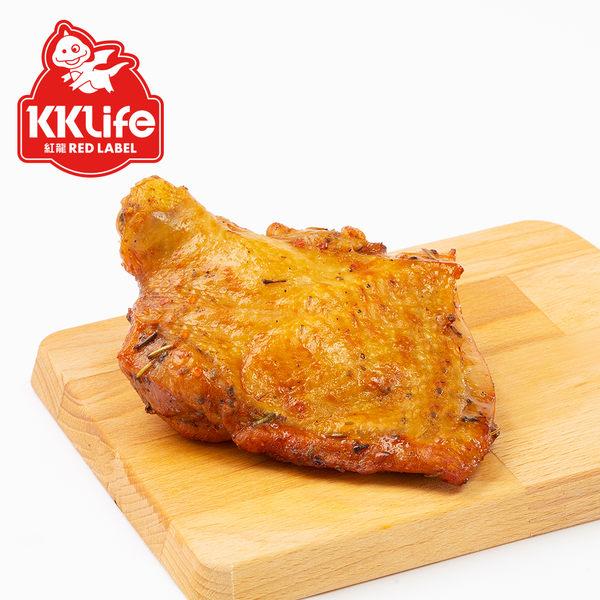 【KK Life-紅龍】全熟多汁迷迭香雞腿排 (190g/片)