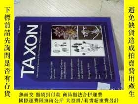 二手書博民逛書店TAXON罕見Vol.52(1) February 2003 p