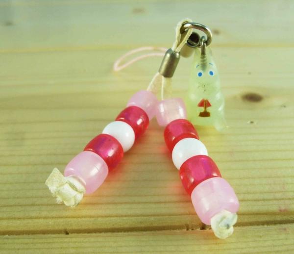 【震撼精品百貨】慕敏嚕嚕米家族_Moomin Valley~手機吊飾-粉珠嚕嚕米