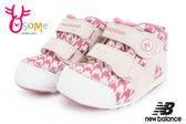 New Balance寶寶鞋 高筒 包覆 輕量 復古運動鞋N8477#粉紅◆OSOME奧森童鞋/小朋友