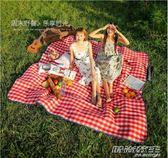 春游墊子加厚防潮墊野餐墊野炊地墊草坪露營野餐布戶外便攜  時尚教主