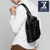 74盎司 側背包 防潑水簡約隨行斜胸包[G-966]