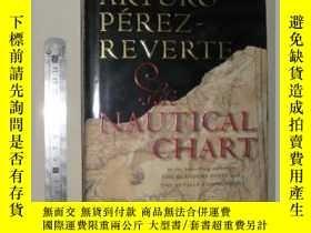 二手書博民逛書店英文原版罕見The nautical chart by Artu