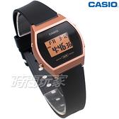 CASIO卡西歐 運動休閒風格設計 電子錶 LW-204-1A 橡膠錶帶 學生錶 LW-204-1ADF 黑x玫瑰金