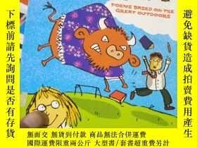 二手書博民逛書店My罕見Teacher s as Wild as a Bison