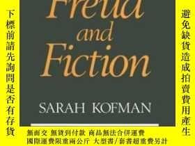 二手書博民逛書店Freud罕見And FictionY364682 Sarah Kofman Northeastern 出版