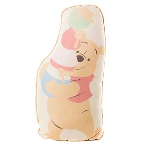 HOLA 迪士尼系列 維尼造型抱枕 蜂蜜 Winnie the Pooh Disney