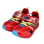 (B2)MOONSTAR月星 機能童鞋 2E寬楦 運動鞋 消防車 抗菌除臭 CRC22642紅 [陽光樂活]