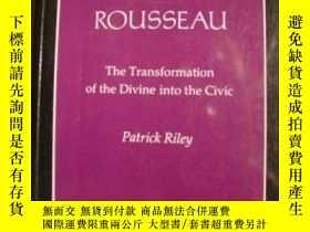 二手書博民逛書店The罕見General Will Before RousseauY256260 Patrick Riley