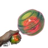 握力器 腕力球 握力球 腕力訓練器 功夫球 發紅光 隨身球 運動健身 手腕訓練 慣性 離心力(22-212)